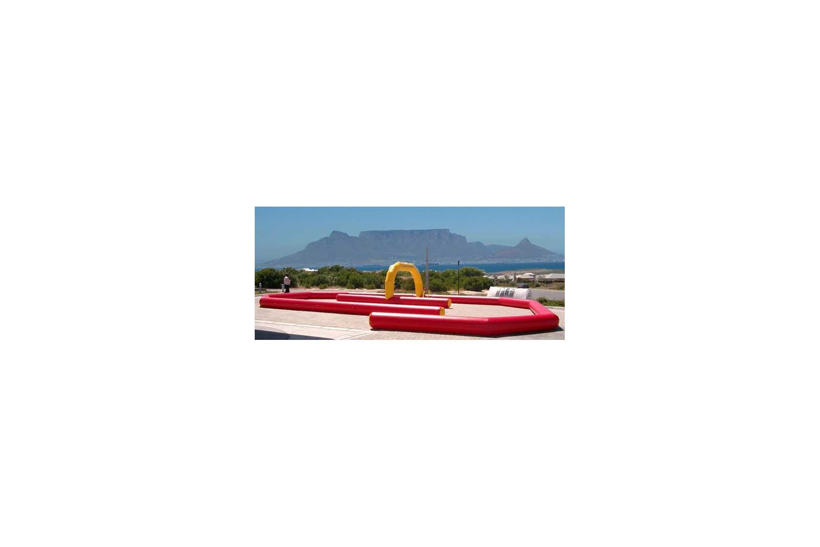 Kart Inflatable Circuit